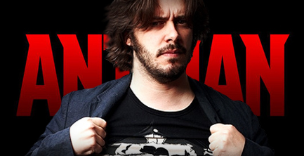 EDGAR WRIGHT ANT MAN